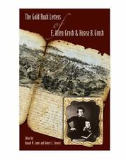 The Gold Rush Letters of E. Allen Grosh and Hosea B. Grosh (Shepperson Series in
