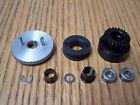 Traxxas 3.3 Jato Engine Clutch Bell 24t Tooth Gear Flywheel Spring Tmaxx Rustler
