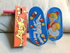 Kirchhof Tin Toy Noise Makers