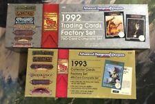 Dungeons & Dragons # 1992 & 1993 Collectors Cards Factory Set - JS