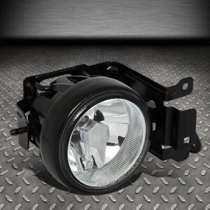 FOR 00-04 MITSUBISHI MONTERO SPORT RIGHT SIDE BUMPER FOG LIGHT LAMP MI2593111