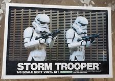 Kaiyodo Stormtrooper Model Kit  1/6 scale