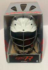 New listing Cascade CpvR Lacrosse Helmet LAX - Adult Small  S/M White