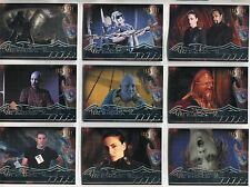 Farscape Season 2 Complete Behind The Scenes Chase Card Set BK1-22