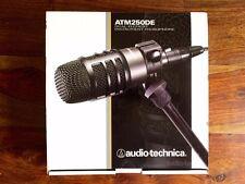 NEW! Audio-Technica ATM250DE Dual-Element Instrument Microphone - kick drum mic
