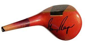 GARY PLAYER Autograph Hand SIGNED VINTAGE GOLF CLUB HEAD #4 GOLFCRAFT JSA CERT