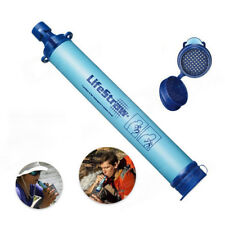 LIFESTRAW Camping Hiking Portable Water Purification Filter