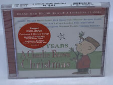 40 Years: A Charlie Brown Christmas Various Artists Target Exclusive CD