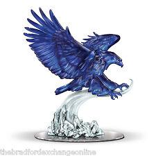 Blake Jensen Soaring Eagle Figurine: Spirit Of Benitoite
