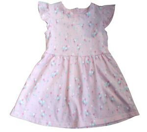Mothercare Girls Pink Dress Age 2-3 years