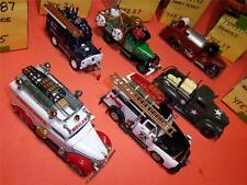 Matchbox yesteryear fire~YYM 35187 to 35192~FIRE RESCUE SUPPORT UNITS~MIB & COA