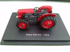 Trattore Tractor Tracteur  Same 240 DT - 1958 Scala 1.43