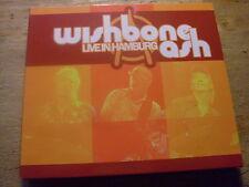 Wishbone Ash  - Live in Hamburg  [2 CD Album] 2008