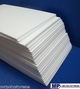 EXPANDED POLYSTYRENE SHEETS FOAM PACKING VARIOUS THICKNESS  AND GRADES