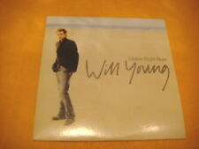 Cardsleeve Single CD WILL YOUNG Leave Right Now 2TR 2003 soft rock