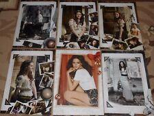 Kristen Stewart The Twilight Saga - 6 Magazine Posters (A4) Collection # 3