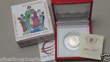 2 euro 2015 Fs PP BE fondo specchio proof VATICANO Vatican Vatikan PHILADELPHIA