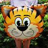 Animal Foil Balloons Helium Safari Jungle Baby Shower Birthday Party Decor IL