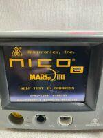Respironics NICO2 Cardiopulmonary CO2 Monitor NICO 2 Tested WORKS