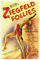 131010 Ziegfeld follies Fred Astaire vintage Decor LAMINATED POSTER DE