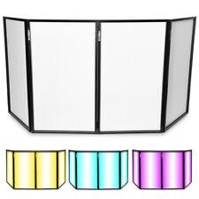 More details for vonyx 180.035 foldable lighting screen dj facade xxa2415