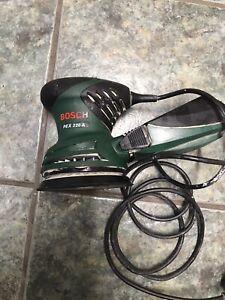 Bosch PEX 220 a Random Orbit Sander 125mm 220w