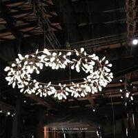 NEW Modern Pendant Light 108 LEDs Design Round Chandeliers Ceiling Lights Lamp