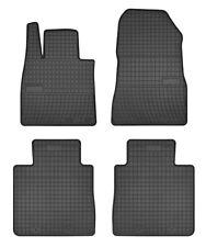 Gummifußmatten Gummimatten Fußmatten Nissan Note II  von TN  ab Baujahr 2013 -
