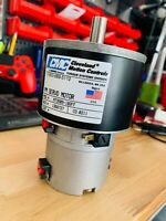CMC ME3509-102FF PM FILED SERVO MOTOR WITH TACH *NEW - NEVER USED - NO BOX*