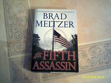 THE FIFTH ASSASSIN by BRAD MELTZER....Hardcover..Large Print