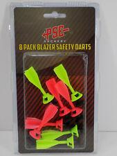 Pack of 8 Blazer Safety Darts Ammo for PSE Phantom Blowgun or Crossbow