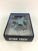 Eaglemoss STAR TREK Xindi-Aquatic Cruiser Starship Die-Cast Model