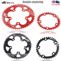 SNAIL Road Bike Chainring 50/35T 110bcd Oval Chainwheel Fit Sram,Shimano,FSA