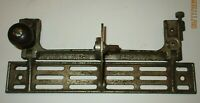 1913 Antique Stanley No 386 Jointer Fence Wood Plane Tool