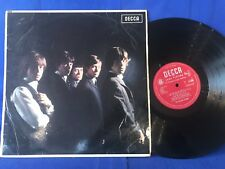 ROLLING STONES FIRST LP LK 4605 MONO UNBOXED ORIGINAL UK EXC+