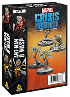Ant-Man and Wasp Character Pack Marvel Crisis Protocol Asmodee NIB