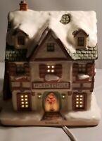 Goebel Hummel Light Up Bavarian Village Practice Makes Perfect A946
