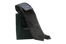 Corbata Diseñador Cuadros Rayas Negro Rojo Blanco Lunares Topos Boda Fina