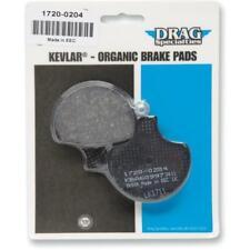 DS Organic Brake Pads Rear Harley Davidson 143504