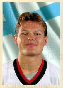 2001-02 Parkhurst Waving the Flag #16 Sami Kapanen