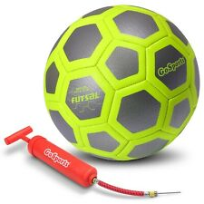 GoSports ELITE Futsal Ball - Regulation Indoor Outdoor FUTSAL Games or Practice