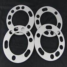 "(4) 1/4"" Ford Wheel Spacers | 6 Lug Pickup Trucks | 6x135 Universal F150 4x4 4x2"