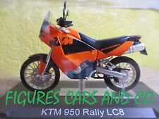 MOTO 1/24 COLLECTION GM KTM 950  LC8  DUKE MOTORCYCLE