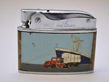 1961 Anco De Luxe Truck Flat Advertising Japan made Lighter.