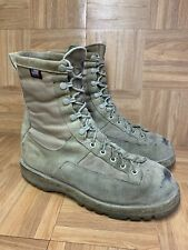 VNTG🇺🇸 Danner Acadia Tan 400G Insulated Leather Boots GTX Sz 9.5 Made In USA
