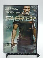 "Faster (DVD, 2011) Dwayne ""The Rock"" Johnson."
