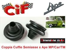 5694 - Coppia Cuffie Tenuta Olio Semiasse per Ape Calessino City 200 dal 2003