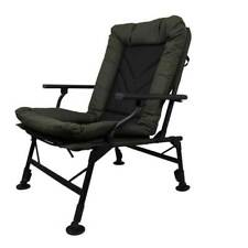 Prologic Comfort Carp Chair With Arms Ultra Padded Fishing Adjustable Legs2
