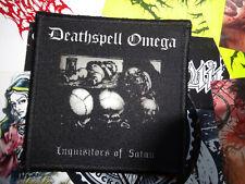 Deathspell Omega Patch Black Metal Mgla Horna