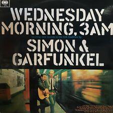 Simon & Garfunkel WEDNESDAY MORNING, 3AM - CBS 1974 - AUS PLATTENSAMMLUNG
